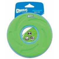 Chuckit! Zipflight obojživelný létající talíř zelený