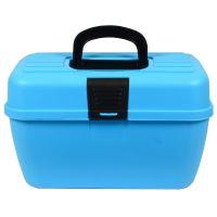 Box na příslušenství Argi - modrý - 29 x 19 x 18 cm