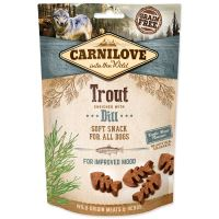 Carnilove dog Trout & dill 200 g