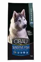 CIBAU Dog Adult Sensitive Fish&Rice 2,5kg