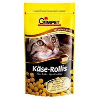 Gimpet Kase-Rollis - pochoutka sýrové kuličky, 80 ks 40 g