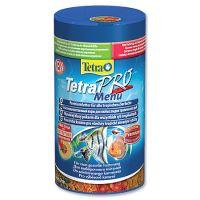 Tetra Pro Menu 4 druhy lupínků pro tropické ryby 250 ml