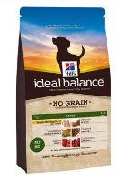 Hill's Canine Ideal B. Adult NO GRAIN kuře a bram