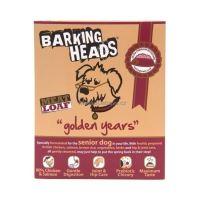 Barking Heads Golden Years - vanička kuře & losos pro psy od 7 let 400 g