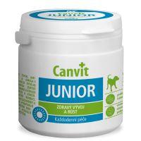 Canvit Junior - výživový doplněk pro štěňata