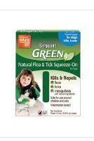 Sergeanťs Green Antiparazitní pipeta pro psy do 12 kg 3x2,5 ml