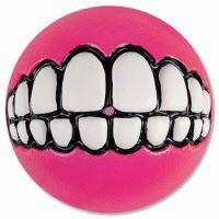 Rogz hračka pes Balon Grinz guma růžový
