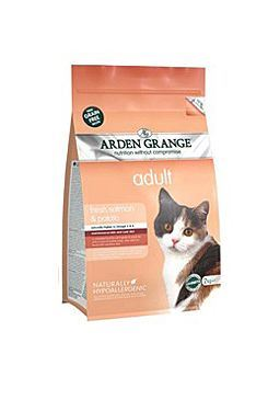 Arden Grange Cat Adult Salmon & Potato - losos & brambory 8 kg