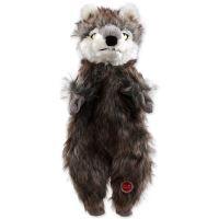 Dog Fantasy Skinneeez vlk 34 cm
