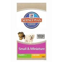 Hill's Science Plan Canine Dry Puppy Small Miniature 1,5 kg