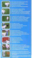 Vodítko pro psa nylonové přepínací tréninkové Halti - 2,5 x 200 cm