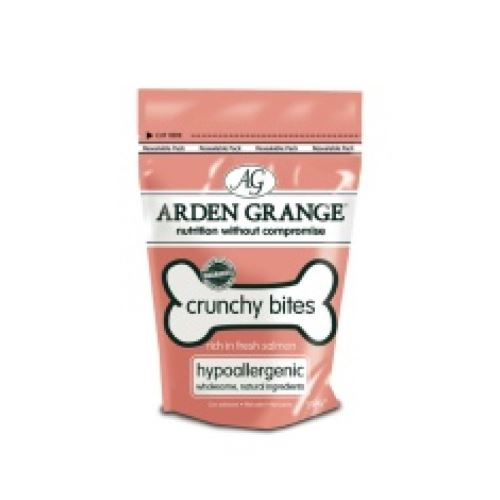Arden Grange Crunchy Bites Salmon pochoutka 5 kg