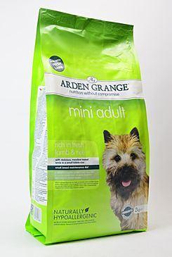 Arden Grange Dog Adult Lamb Mini