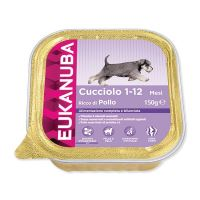Vanička EUKANUBA Puppy Chicken 150 g