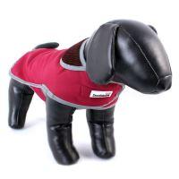 Doodlebone kabát, Drysie, červený, velikost XS