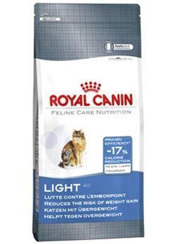 Royal Canin Feline Light - pro dospělé kočky se sklony k nadváze