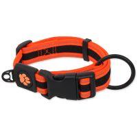 Obojek ACTIVE DOG Fluffy oranžový S 1ks