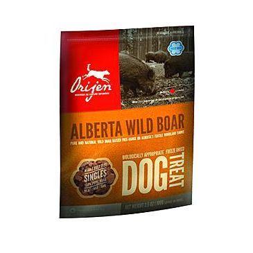 Orijen Dog pochoutka F-D Wild Boar