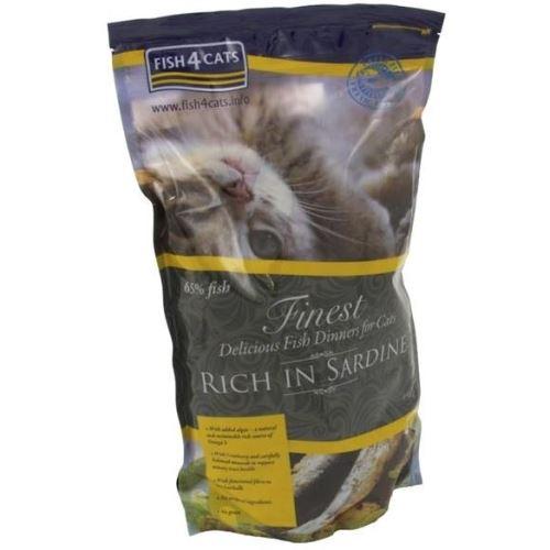 Fish4Cats Finest Sardine - sardinky pro kočky