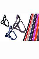 Postroj nylon ART Sportiv Plus šedý KAR 20-35cm / 10 mm