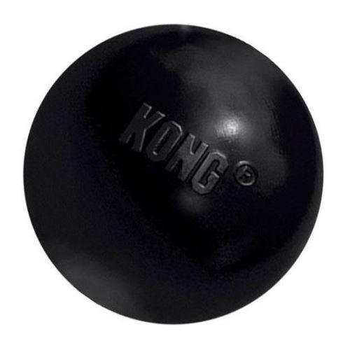 Kong Míč superodolný pro psy černý