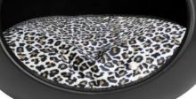 Guisapet polštář do pelíšku pro kočky se zvířecím vzorem