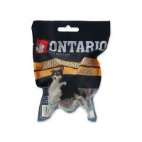 Snack ONTARIO Dog Rawhide Ball 7,5 cm