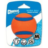 Chuckit! Ultra Ball gumový aportovací míček - velikost M, 6,5 cm