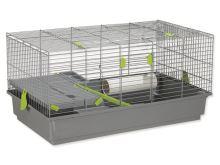 Rasco Small Animal Hynek Klec pro fretky šedá, 90x50,5x46 cm