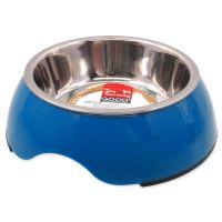 Miska DOG FANTASY plast + nerez modrá 950ml