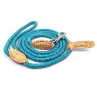 Doodlebone lanové vodítko, modré, velikost 1,3m