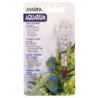Hagen Marina skleněný teploměr do akvária s přísavkou