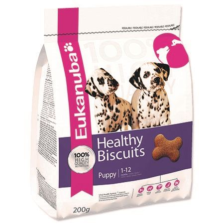 Eukanuba Dog Biscuit Puppy All Breeds 200 g