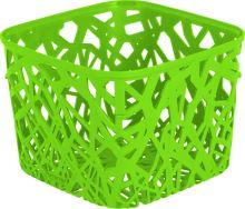 Curver košík čtvercový, NEO, zelený