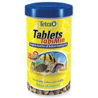 Tetra TabiMin krmivo pro ryby žijící u dna v tabletách