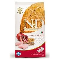 N&D Low Grain Dog Adult Chicken & Pomegranate 2,5 kg