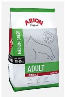 Arion Dog Original Adult Medium Lamb Rice 3 kg