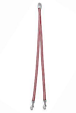 Rozdvojka Vario Duo Belt S červená 1ks
