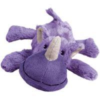 Kong Cozie Brights Odolná plyšová hračka - velikost M