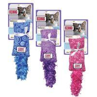 Kong Kickeroo Cat textilní pytlík s ocáskem