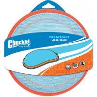 Chuckit! Paraflight postupně klesající létající talíř modrý - velikost L, 25 cm