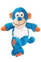 Hračka pes KONG Opice plyš S/M 18x18x24cm