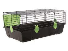 Klec SMALL ANIMALS Michal černá se zelenou výbavou