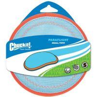 Chuckit! Paraflight postupně klesající létající talíř modrý - velikost S, 17 cm