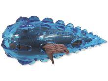 Hračka DOG FANTASY TPR ryba modrá 16 cm