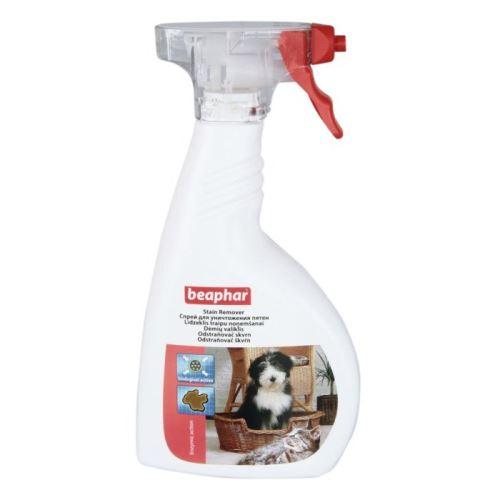 Beaphar Stain Remover odstraňovač skvrn a pachů ve spreji 400 ml