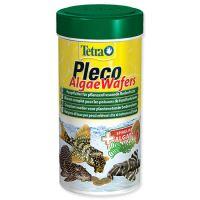 Tetra Pleco Multi Wafer krmivo pro ryby sbírající krmivo ze dna