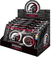 INDIANA Jerky hovězí, Original, 500g - display