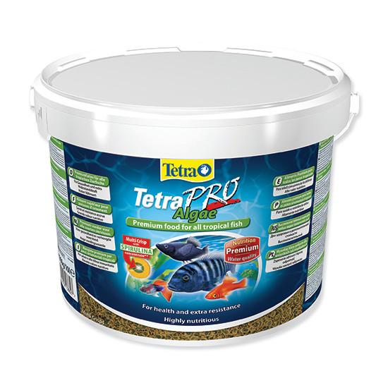 Tetra Pro Algae krmivo se Spirulinou pro ryby 10 l
