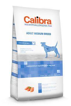Calibra Dog HA Adult Medium Breed Chicken